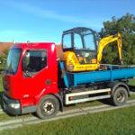 Renault Midlum, nosič kontejnerů